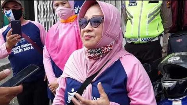 Embedded thumbnail for Peringatan HKN ke-45, Pembagian Masker Bersama Bu Wagub Babel
