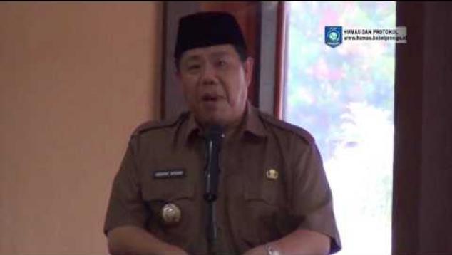 Embedded thumbnail for Wagub Hidayat Arsani Apresiasi Tingginya Toleransi Beragama di Bangka Belitung